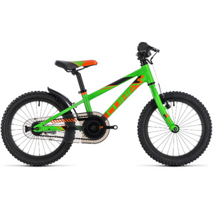 CUBE KID 160 FLASHGREEN/ORANGE 2018 16""