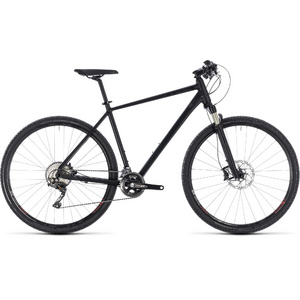 CUBE CROSS SL BLACK EDITION 2018 50 CM