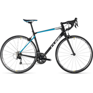 CUBE ATTAIN GTC PRO CARBON/BLUE 2018 53 CM