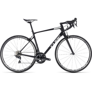 CUBE ATTAIN GTC SL CARBON/WHITE 2018 53 CM