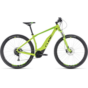 CUBE ACID HYBRID ONE 400 29 - GREEN/BLK - 2018