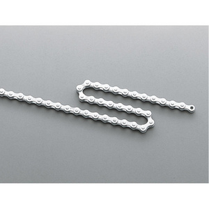 CN-NX10 chain 1/2 x 1/8, silver - 114 links