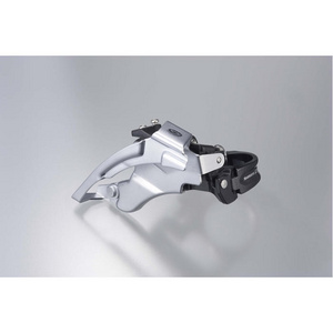 FD-M590 / FD-M591 Deore front derailleur, dual-pull and multi fit