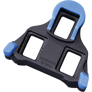 SM-SH12 SPD SL-cleats, front pivot floating, blue