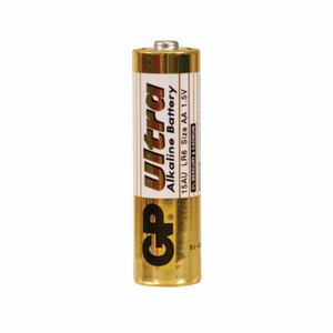 GP 4x AA Batteries (GP15AU-C4)