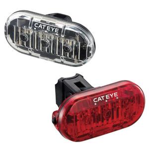 Cateye Omni 3 F/R Set