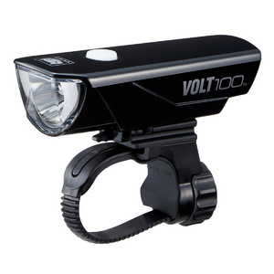 Cateye Volt 100 USB Rechargeable Front Light (100 Lumen)
