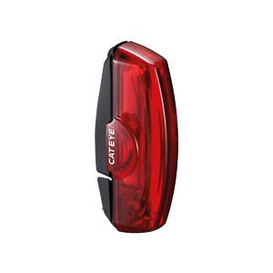 Cateye Rapid X USB Rechargeable Rear Light (50 Lumen)