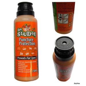 Dr Sludge Puncture Protection Sealant (250Ml)