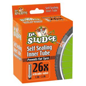 Dr Sludge 26 Schrader Inner Tube