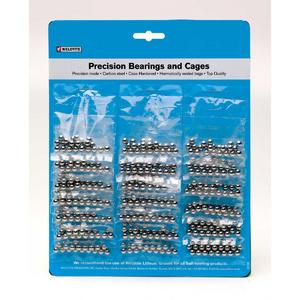 """WELDTITE Case Hardened Steel Ball Bearings  5/32"""""""