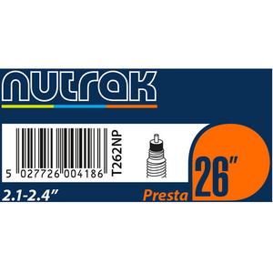 26 x 2.1 - 2.4 inch Presta inner tube