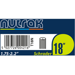 Nutrak Tube Schrader