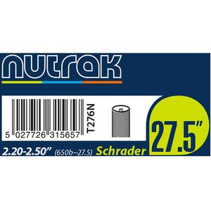 """27.5"""" or 650B x 2.2 - 2.5 Schrader inner tube"""
