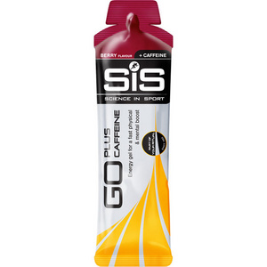 Sis Nutrition Go+Caff Gel