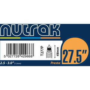 27.5 inch or 650B x 2.5 - 3.0 Presta inner tube