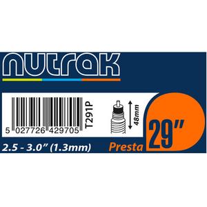 29 inch x 2.5 - 3.0 Presta inner tube