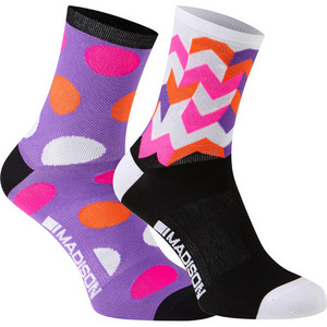 Sportive women's mid sock twin pack