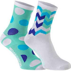 Sportive women's mid sock twin pack