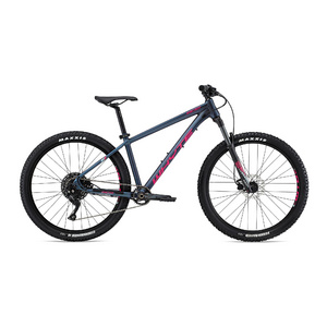 WHYTE 802 - Matt Midnight with Magenta/Sky/Grey