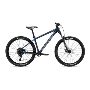 WHYTE 806 SMALL Matt Midnight with Grey/Dark Red