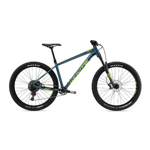 WHYTE 901 EXTRA SMALL Matt Petrol with Lime/Mist