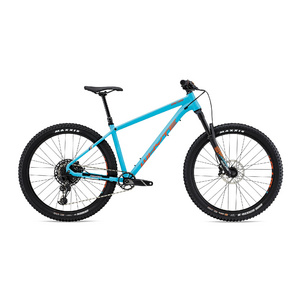 WHYTE 905 SMALL Matt Blue with Orange/Denim/Sky