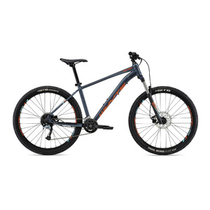 WHYTE 605 SMALL Matt Midnight with Orange/Reef