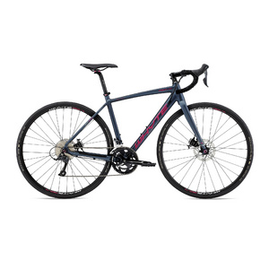 WHYTE Devon 47 Matt Midnight with Magenta/Grey