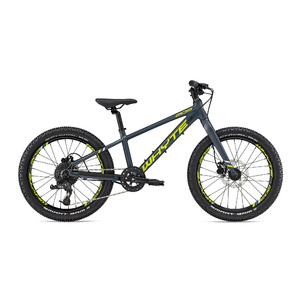 "WHYTE 203 11"" Matt Midnight with Lime/Sky"