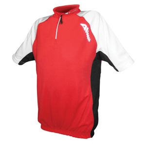 Altura Children'S Sprint Short Sleeve Jersey Red/White Age 5 - 6