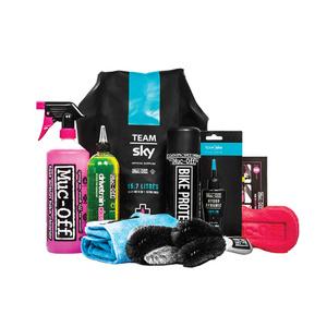 Muc-Off Team Sky Drybag Kit