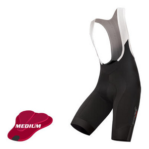 Endura Pro SL Bibshort Long (medium-pad):