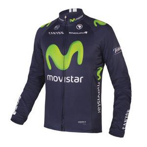 Endura Movistar Team L/S Jersey 2015