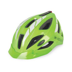 Endura Endura Luminite Helmet: HiVizYellow - S-M