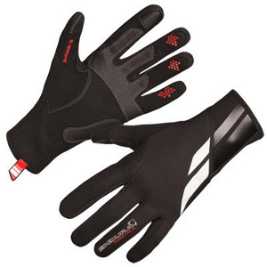 Endura Endura Pro SL Windproof Glove: HiVizBlue - M