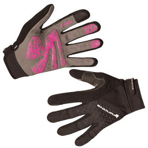 Endura Wms Hummvee Plus Glove: