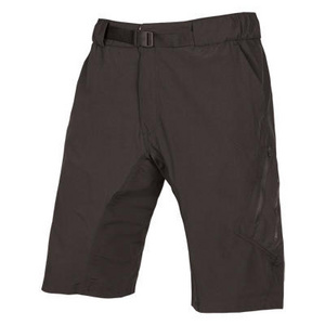 Endura Endura Hummvee Lite Short II with liner: Black - M