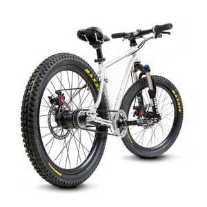 "Early Rider Belter 20"" Trail 3S Belt Drive 3 spd Suspension Disc Aluminium Pedal Bike"