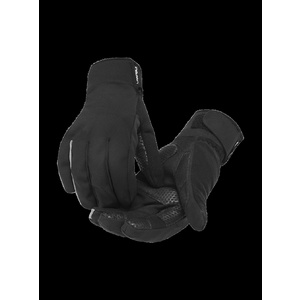 Chapeau! Winter Gloves Breathable Water Resistant One Colour Black XL