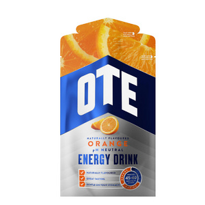OTE ENERGY DRINK 14X 43G: BLACKCURRANT