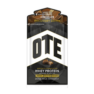 OTE WHEY PROTEIN RECOVERY DRINK 14X 52G: CHOCOLATE