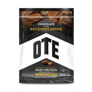 OTE WHEY PROTEIN RECOVERY DRINK 1KG: CHOCOLATE