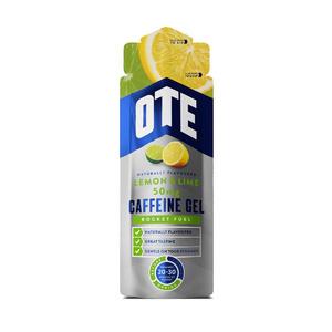 OTE CAFFEINE ENERGY GEL (50MG) 20 X 56G: LEMON & LIME