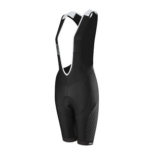 Chapeau! Ladies Soulor Bibshorts  Black/White Medium