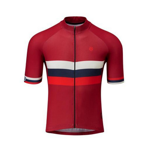 Chapeau! Mens Club Jersey Stripe  Devon Red XXL