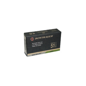 Bontrager Ultra-Lightweight Latex Presta Valve Bicycle Tubes