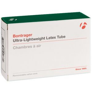 Bontrager Ultra-Lightweight Latex Bicycle Tubes