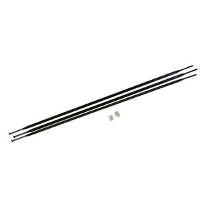 SRAM Spokes & Nipples 3-pack 276mm Bladed for S40 Front Black