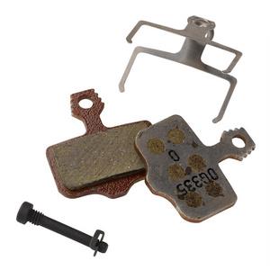 Avid Elixir Disc Brake Pads Organic Compound Aluminium Backplate (1 Set)